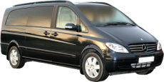 Tours of Newcastle and the UK. Chauffeur driven, top of the Range Mercedes Viano people carrier (MPV)