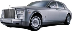 Hire a Rolls Royce Phantom or Bentley Arnage from Cars for Stars (Newcastle) for your wedding or civil ceremony