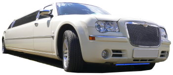 Limousine hire in Whitley Bay. Hire a American stretched limo from Cars for Stars (Newcastle)