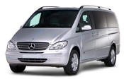 Chauffeur driven Mercedes Viano people carrier - Up to 7 passengers in comfort, from Cars for Stars (Newcastle)